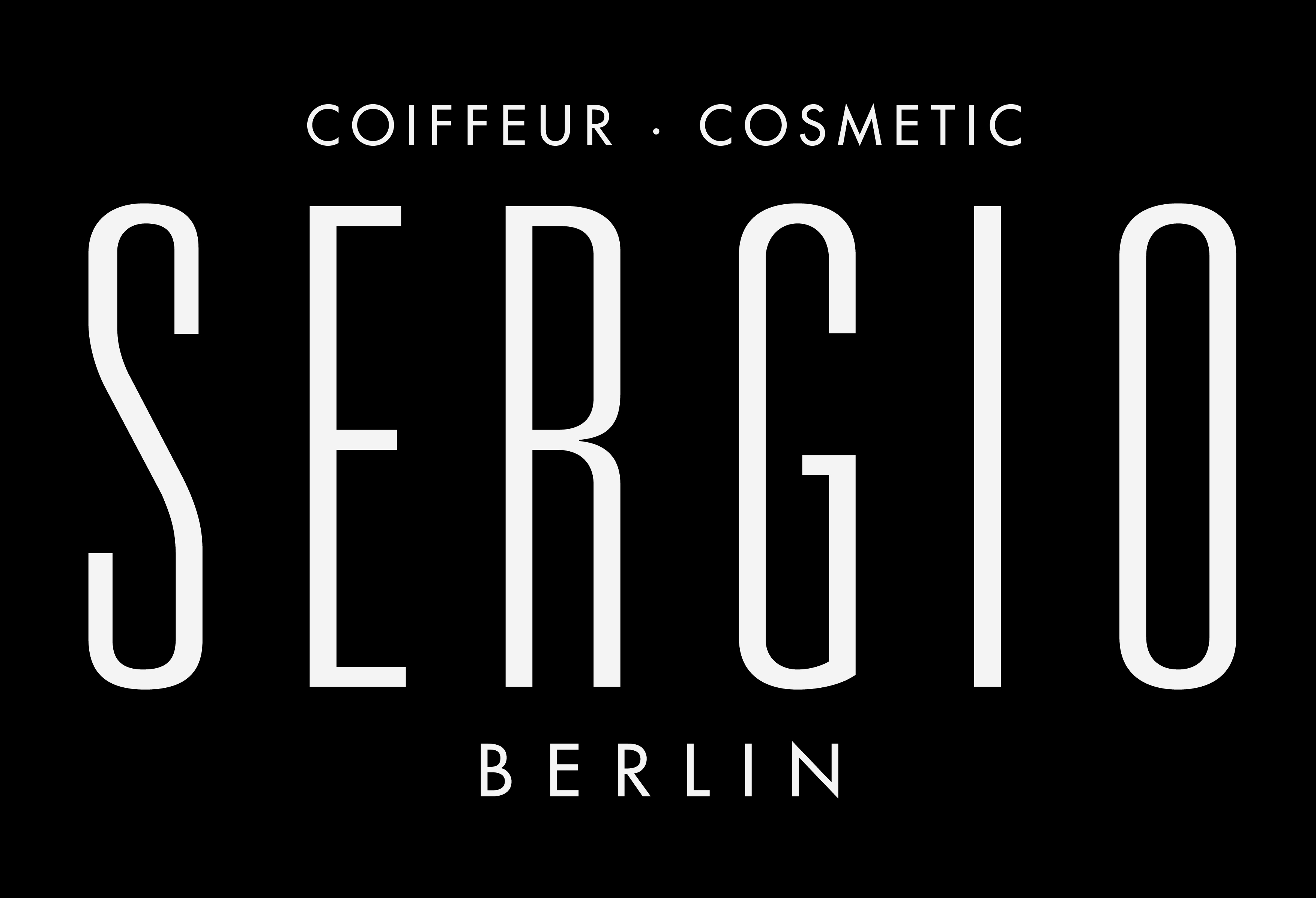 Coiffeur Sergio Logo
