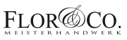 Flor & Co. Meisterhandwerk Logo