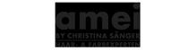 Amei Professional Hairstylist Logo
