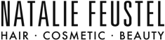 Natalie Feustel Hair Cosmetic Beauty Logo