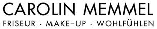 Carolin Memmel Friseur-Make-Up-Wohlfühlen Logo