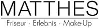 MATTHES                  Friseur - Erlebnis - Make-up Logo