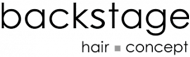 Backstage Hair Concept Logo