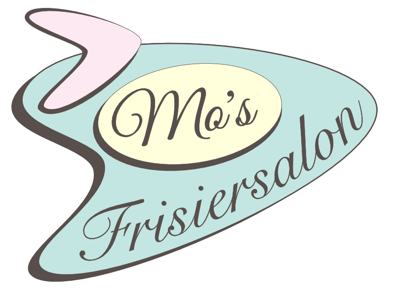 Mo's Frisiersalon Logo
