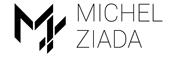 Michel Ziada Logo